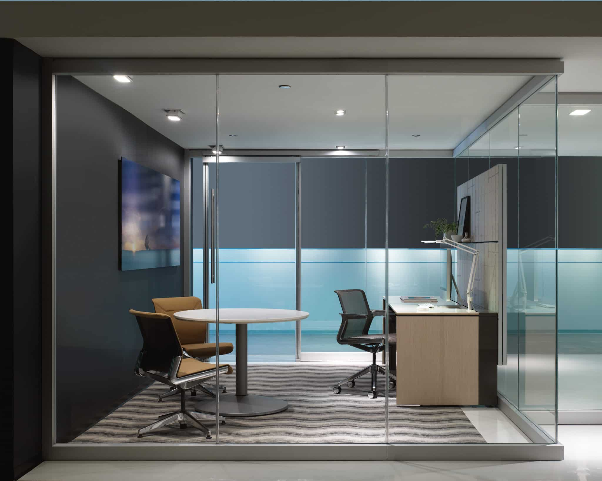 Glass Walls And Partitions
