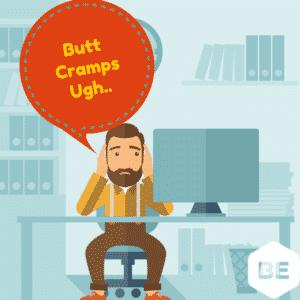 Butt CrampsUgh..