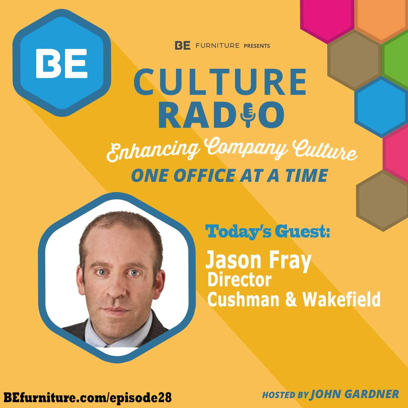 Jason Fray - Director, Cushman & Wakefield