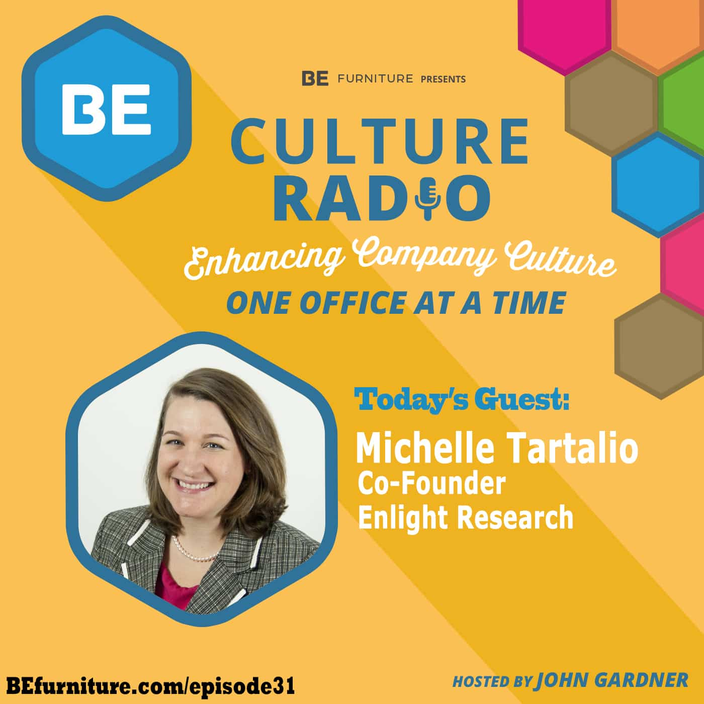 Michelle Tartalio - Research Director, Enlight Research