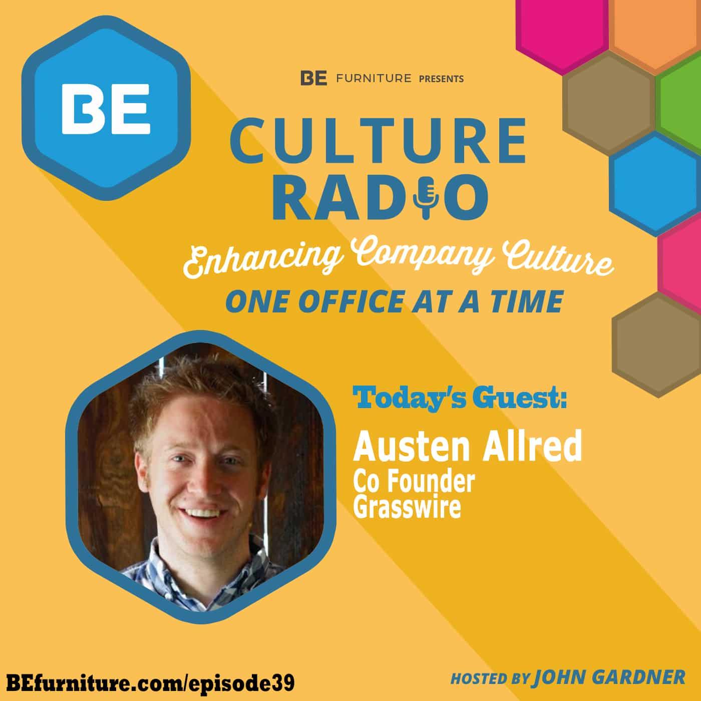 Austen Allredy, Co Founder - Grasswire