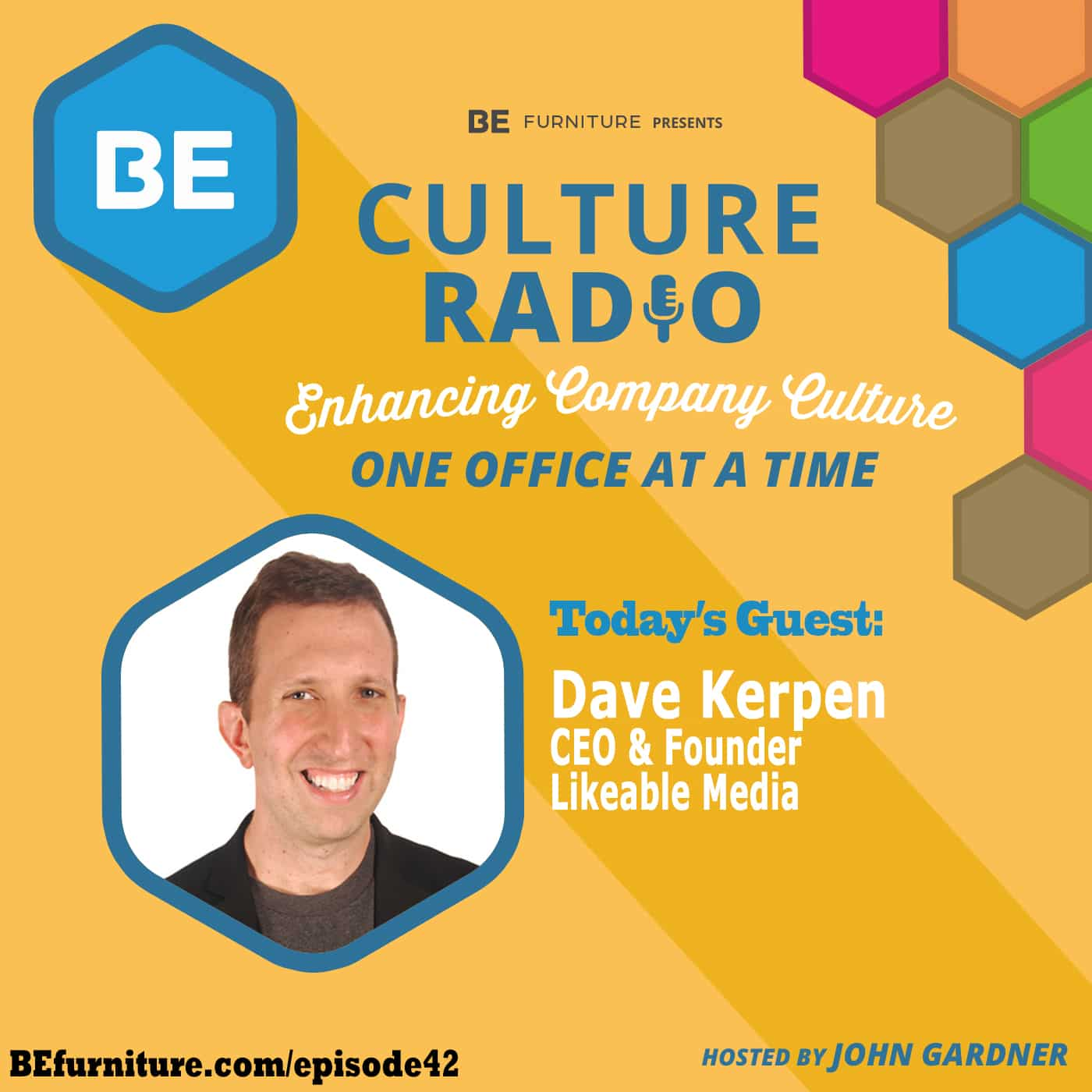 Dave Kerpen - CEO & Founder, Likeable Media