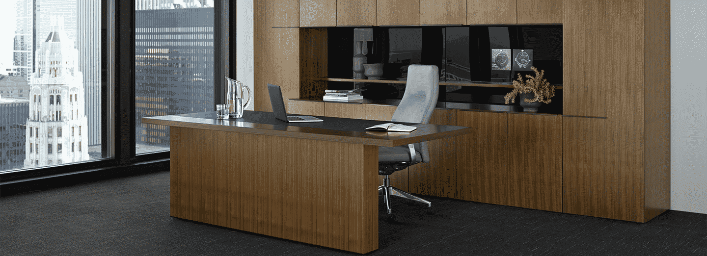 Executive Desks & Offices