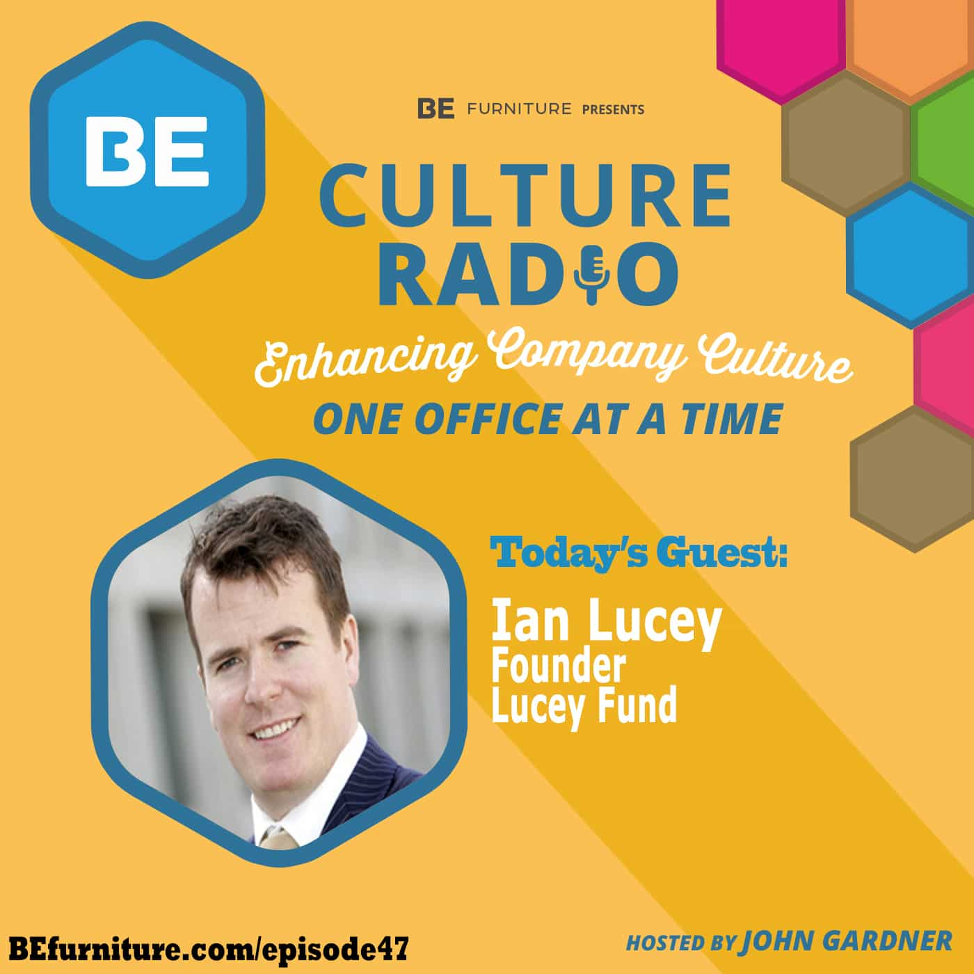 Ian Lucey - Founder, Lucey Fund