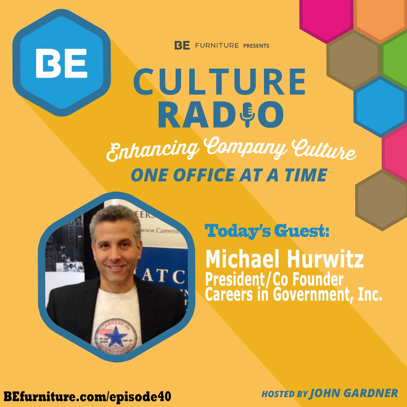 Michael Hurwitz - President/Co-Founder, Careers in Government