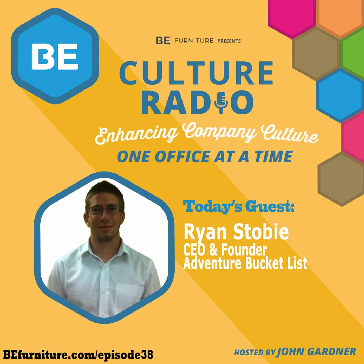 Ryan Stobie - CEO & Founder, Adventure Bucket List