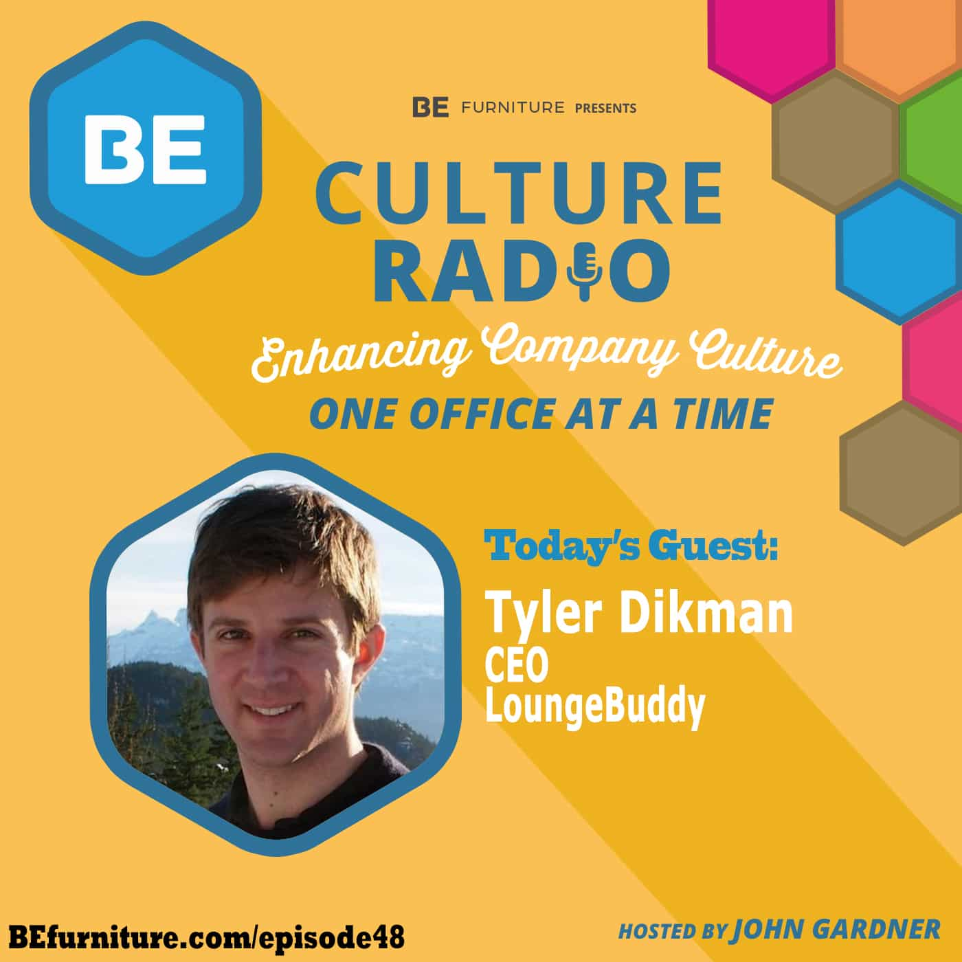 Tyler Dikman - CEO, LoungeBuddy