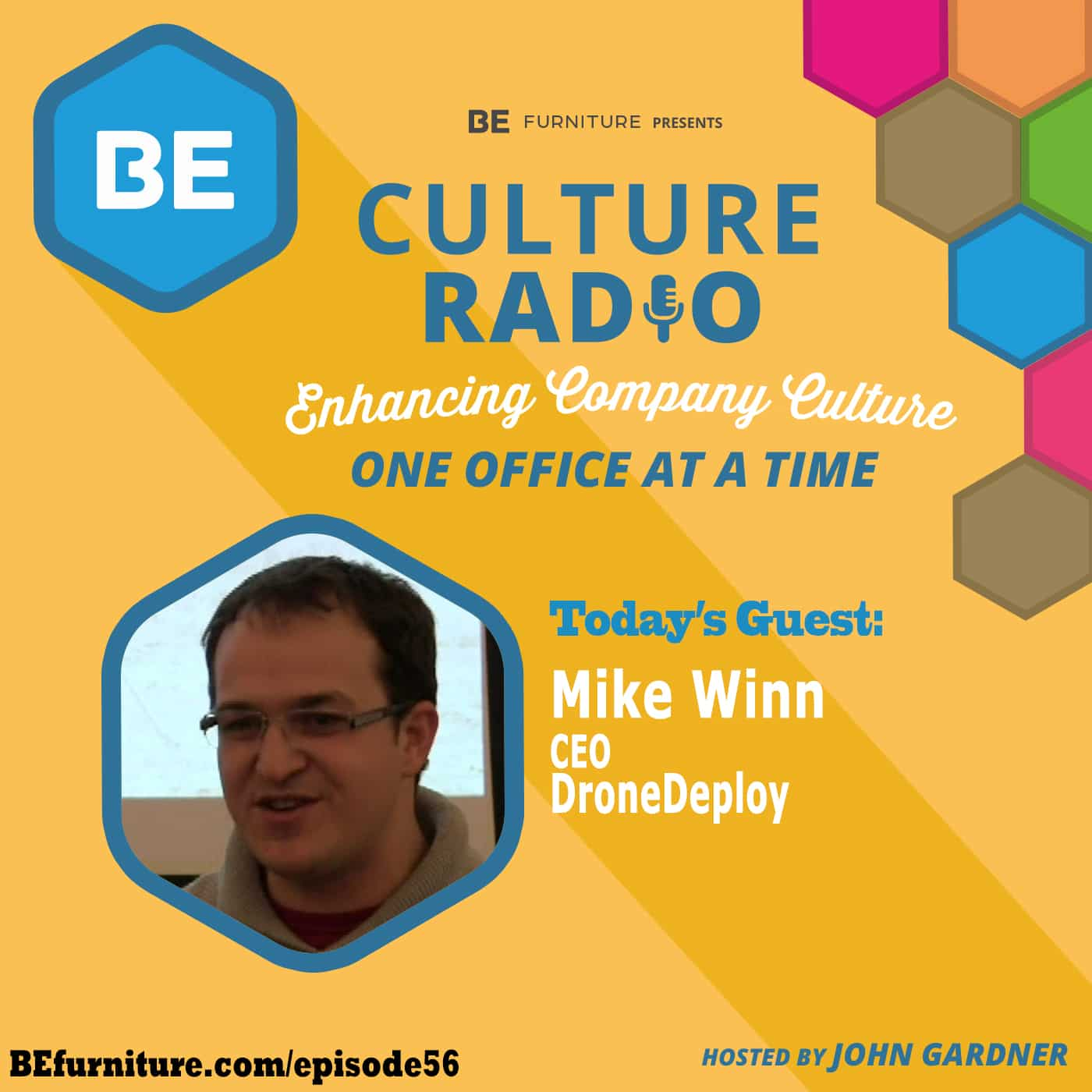 Mike Winn - CEO, DroneDeploy