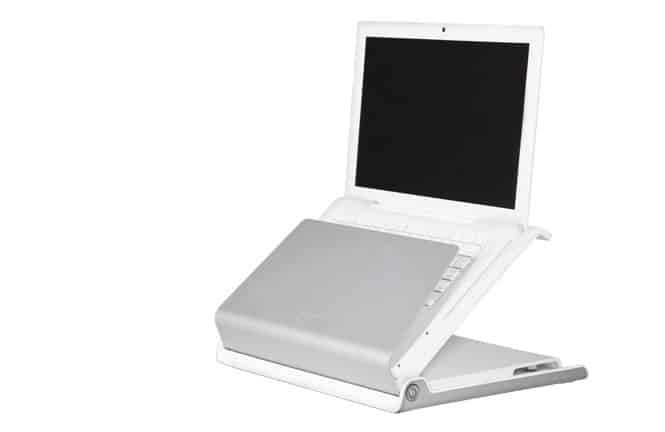 Ergonomic Laptop Holder
