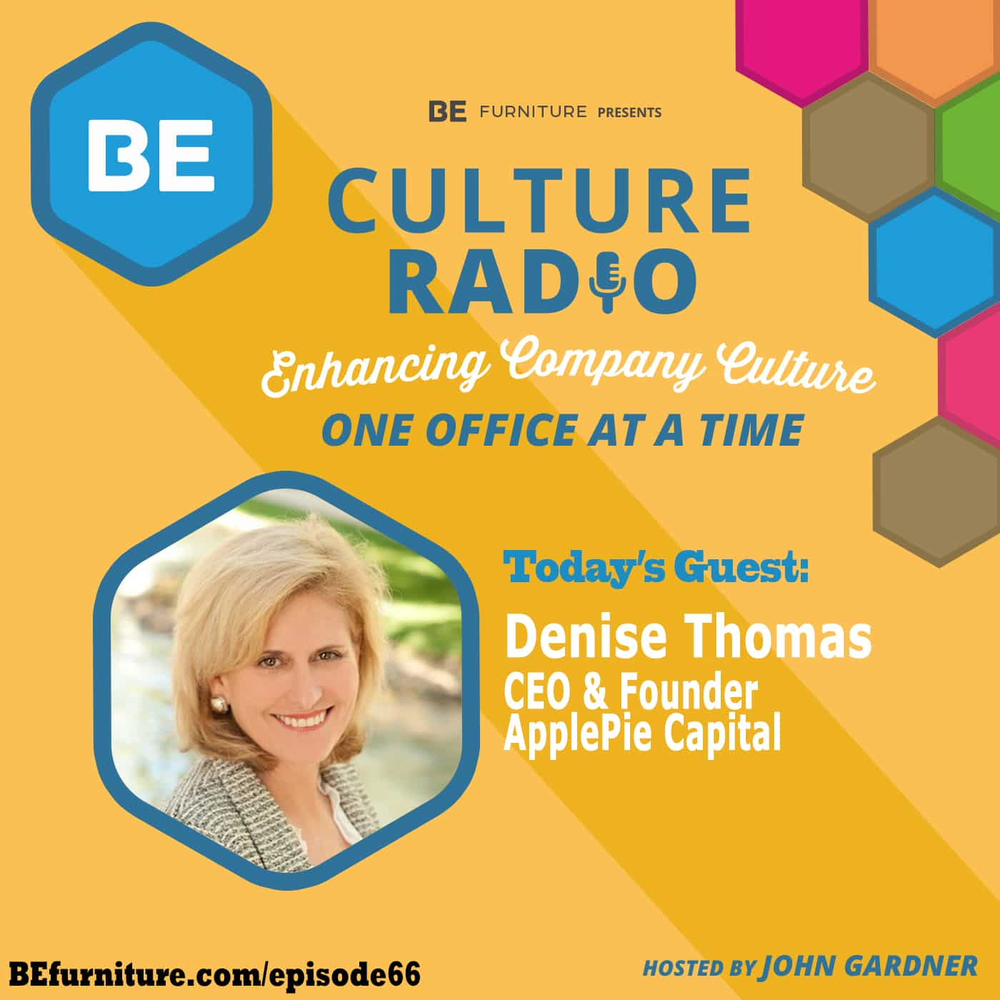 Denise Thomas - CEO, ApplePie Capital
