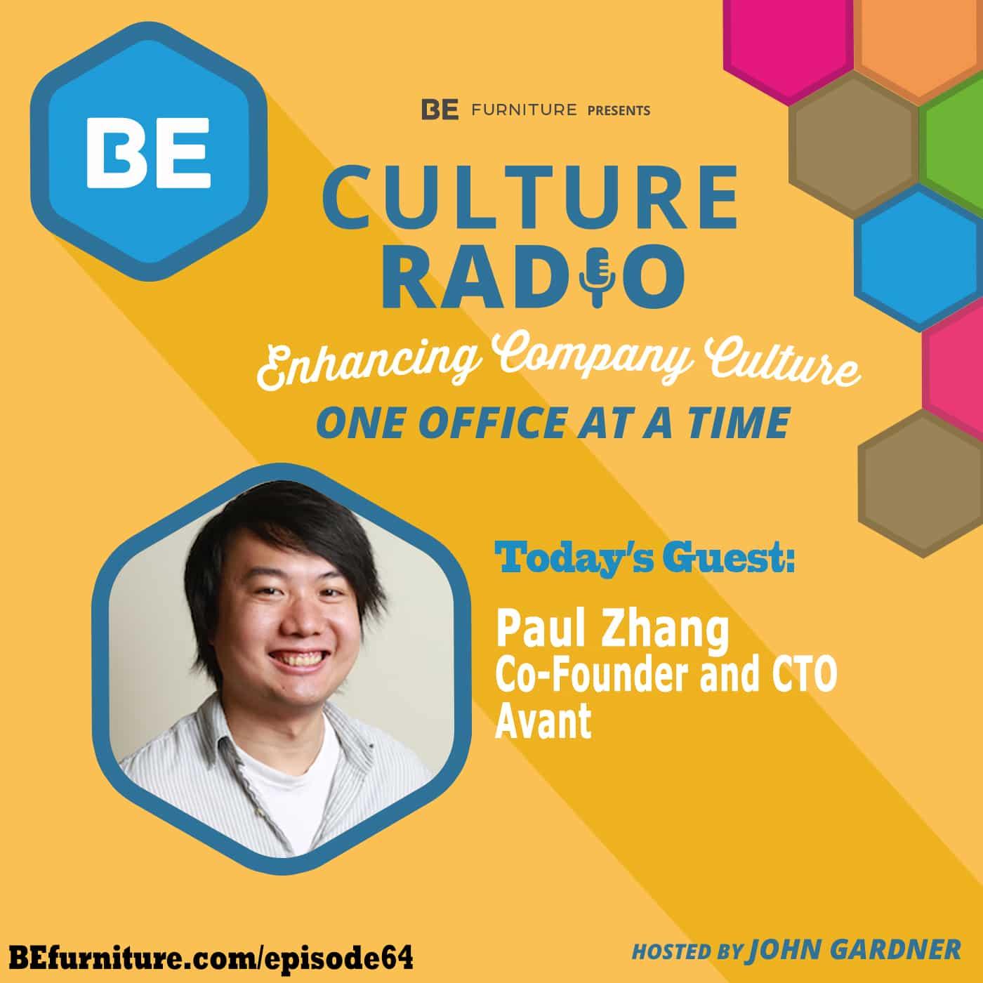 Paul Zhang, CTO - Avant