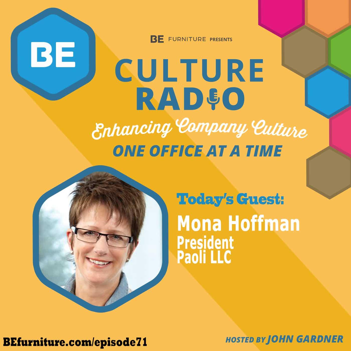 Mona Hoffman - President , Paoli LLC
