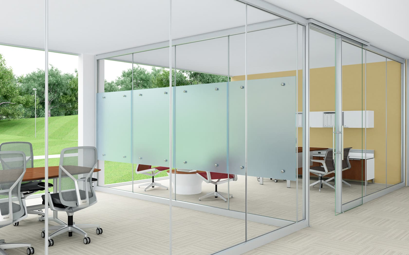 movable office walls