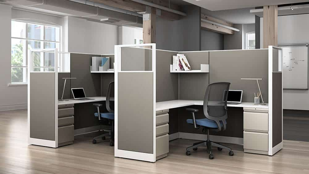 Adaptable Office Cubicle Systems