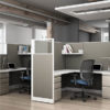 A guide to different office cubicle systems