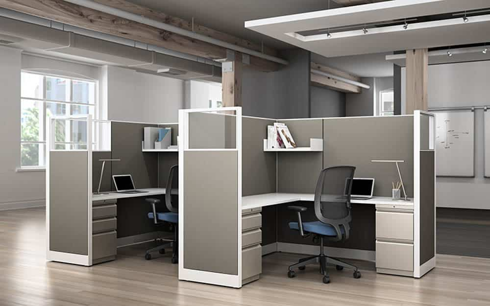 Office Cubicle Systems & Accessories