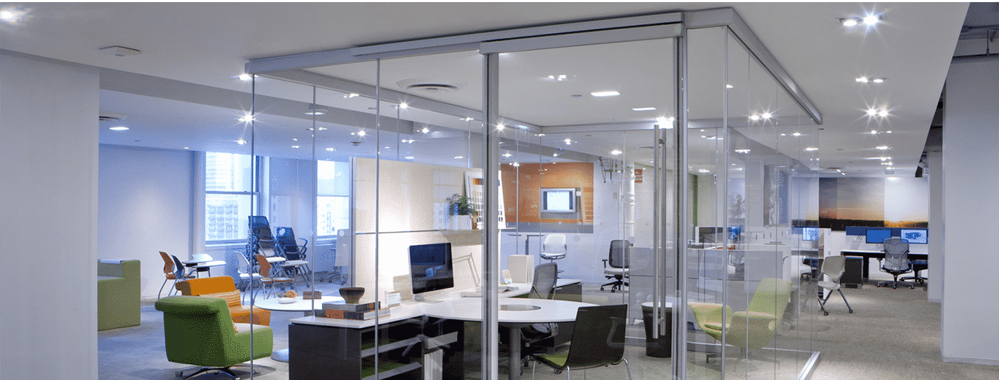 Movable Office Walls & Partitions