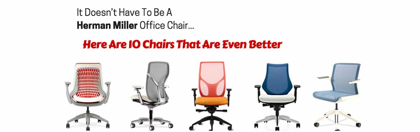 Top Ten Affordable Modern Office Chairs