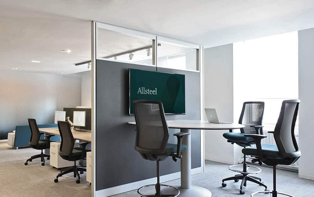 Corporate Office Furniture Design
