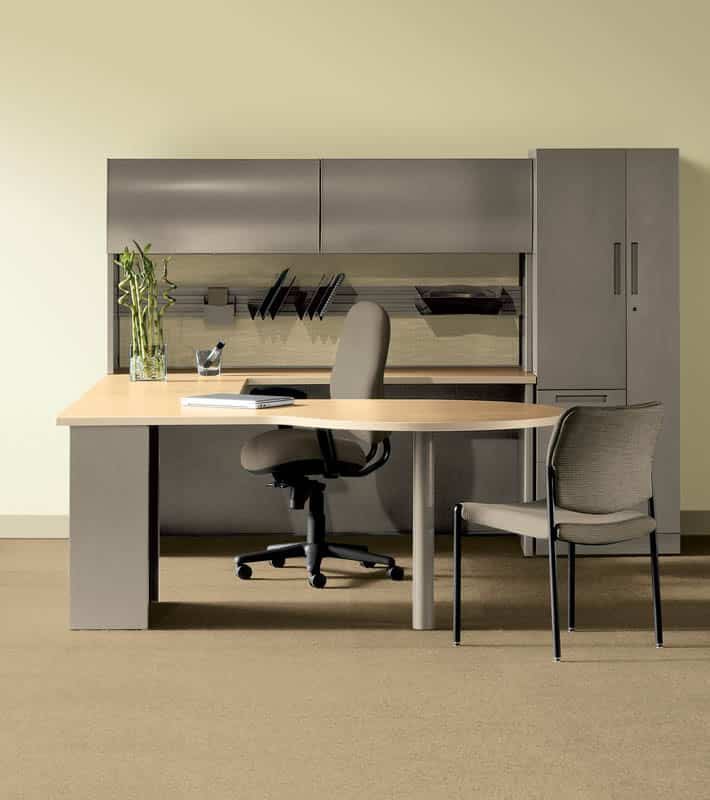 Corporate Office Furniture - Desking