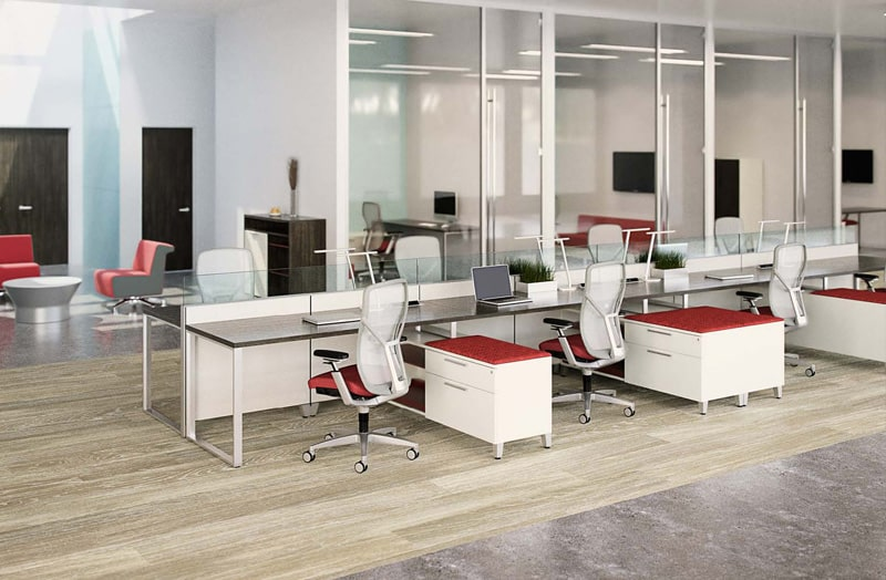 Commercial Office Furniture & Interiors