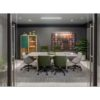 Want your Office to Pop? These Colors are On-Trend for the Workplace